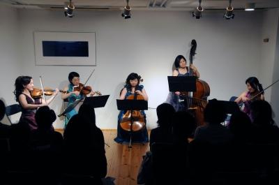 2010.4.21弦楽五重奏